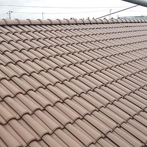 屋根の修理&塗装